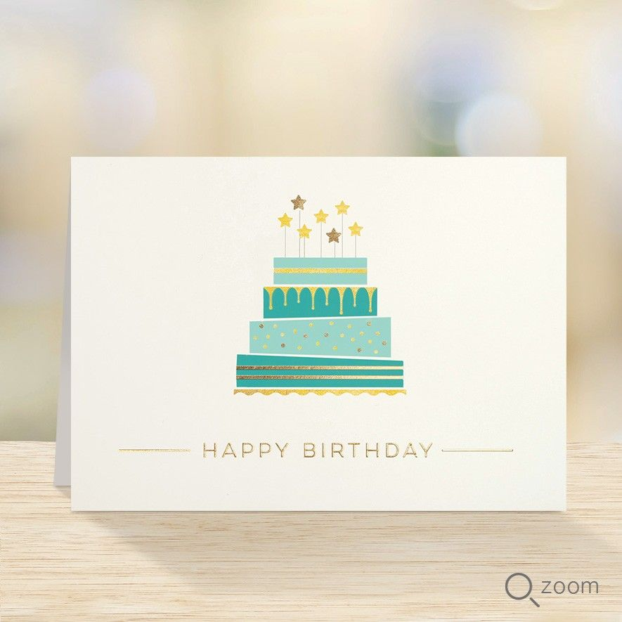 Corporate Birthday Cards Envelopes Corporate Birthday