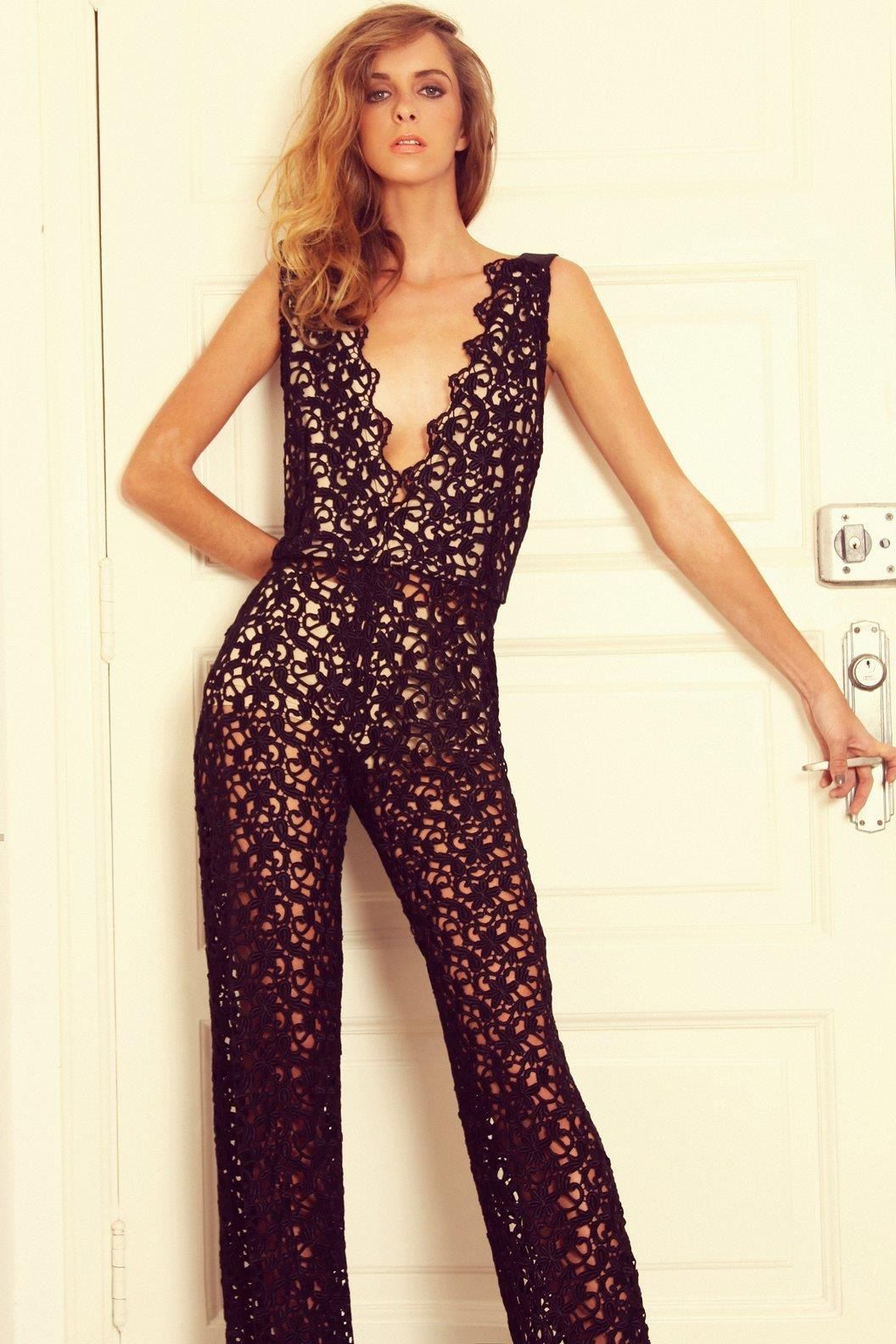 Lace bodysuit south africa   best images about Itus Just LACE on Pinterest  Sexy Lace and
