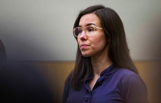 Convicted killer Jodi Arias faces sentencing in Arizona - REUTERS #JodiArias, #Sentencing, #US