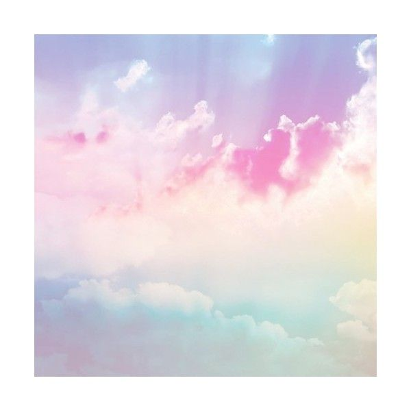 Pastel Clouds Tumblr Theme Liked On Polyvore Featuring Backgrounds