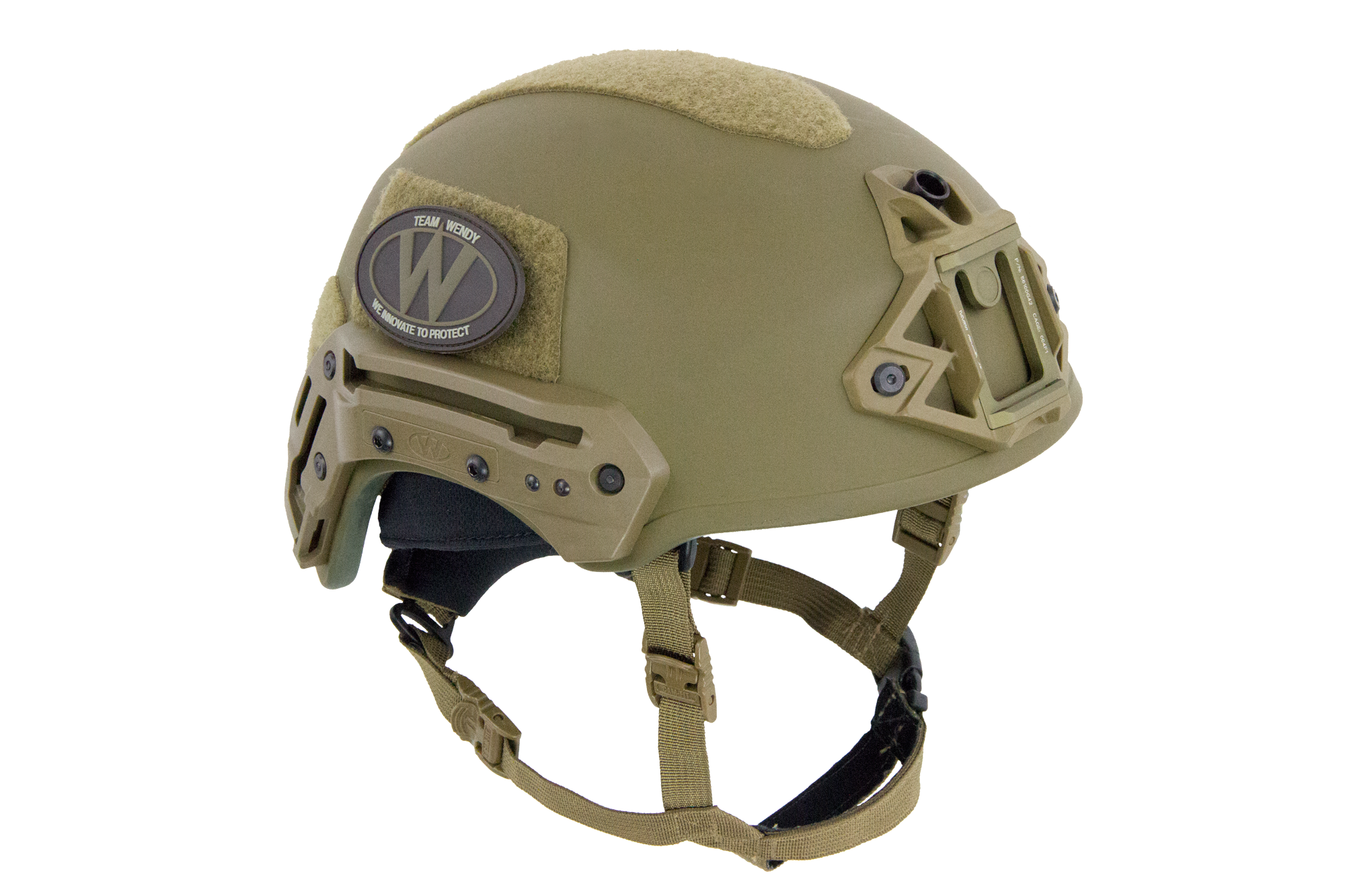 EXFIL® Ballistic helmet now available from Team Wendy