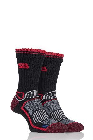 Storm Bloc Mens 2 Pair Storm Bloc with BlueGuard Aerobic Designed to deliver the maximum abrasion resistance during wear, if you want a sock that will repeatedly last as long as a marathon aerobic pace hike, then our twin pack mens Storm Bloc with BlueGuard http://www.MightGet.com/april-2017-2/storm-bloc-mens-2-pair-storm-bloc-with-blueguard-aerobic.asp