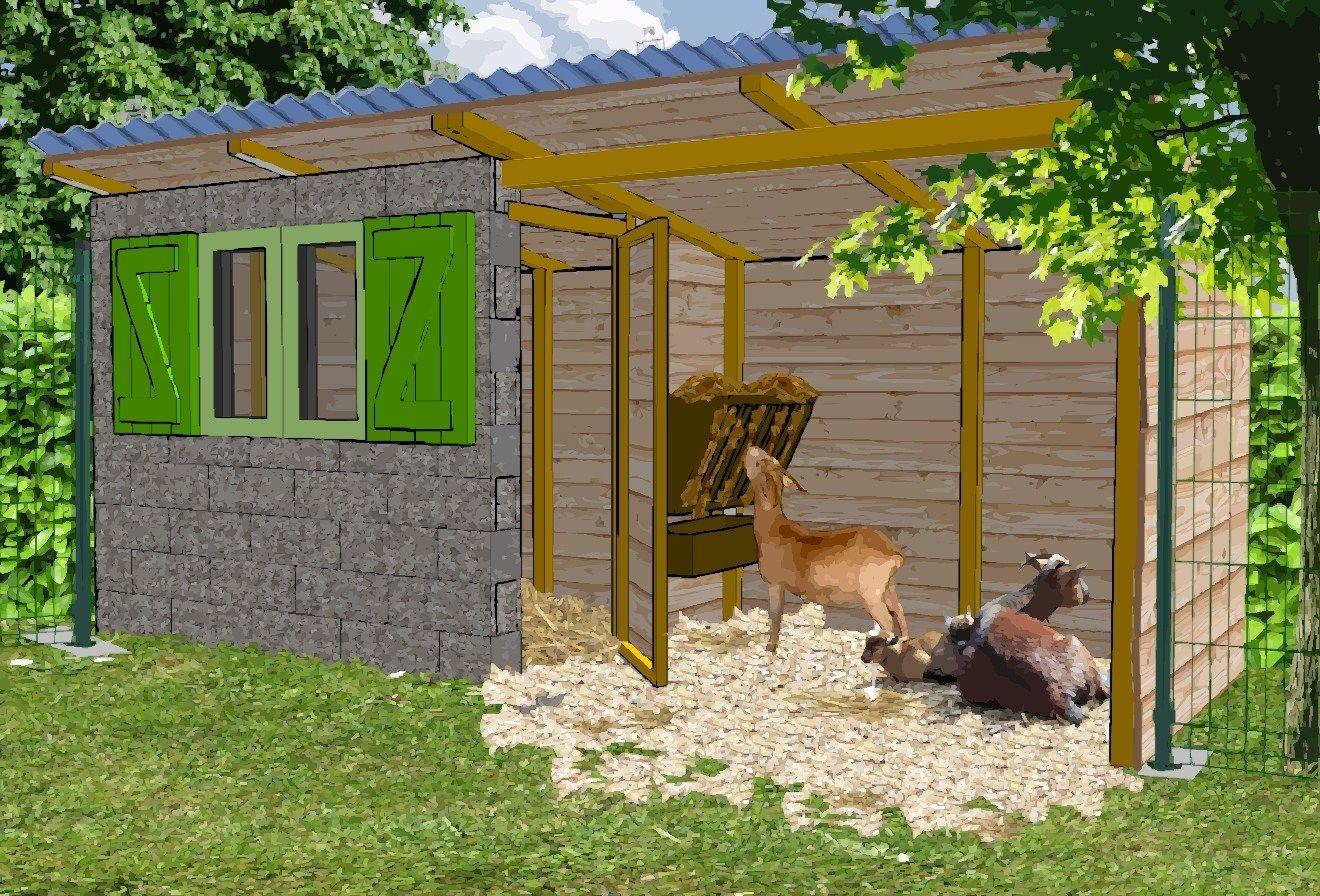 богатство проект сарая для домашних животных фото отдельные санузлы