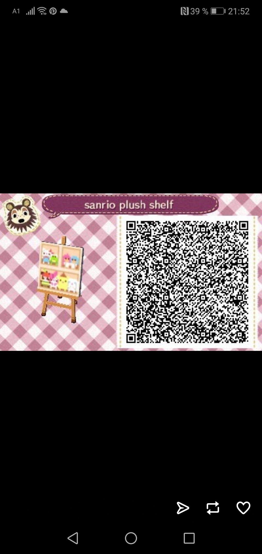 Pin By Wendy On Acnl Achhd Qr Codes Animal Crossing Qr Codes