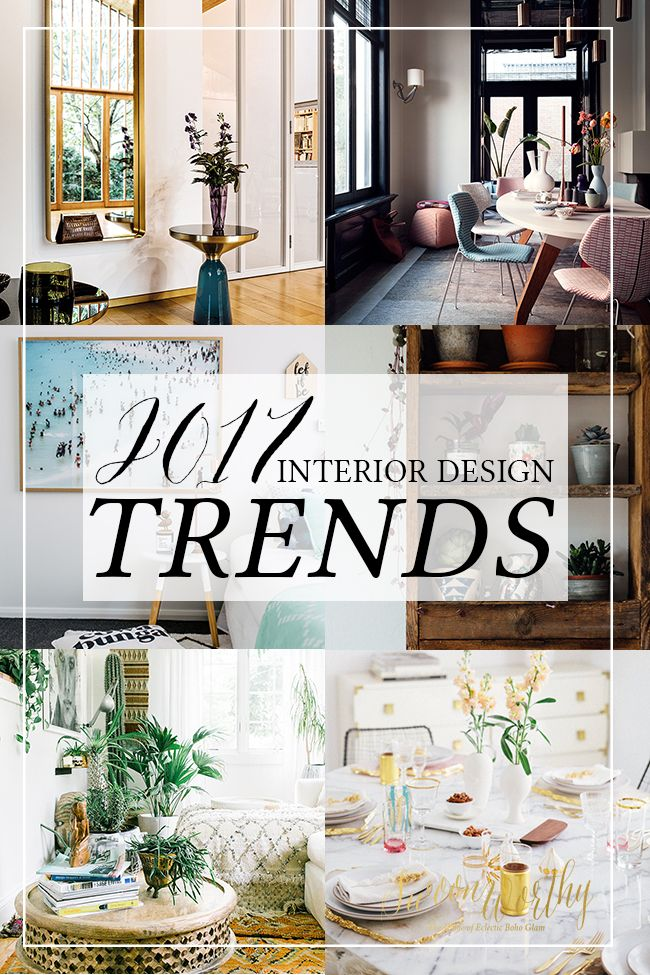 2017 interior design trends my predictions design trends interiors and living rooms Home architecture trends 2018