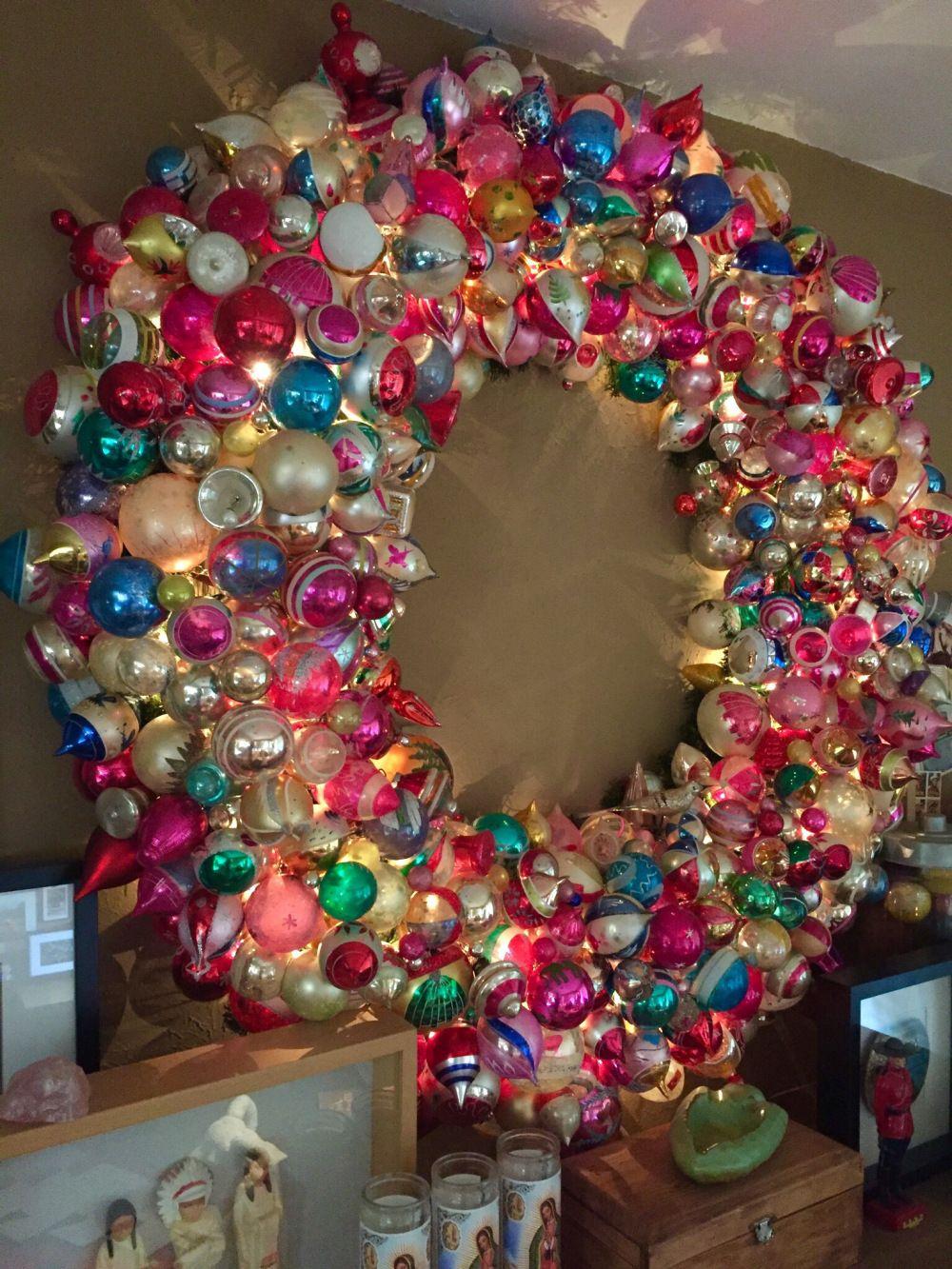 Photo of The Big Ornament Wreath per il 2016