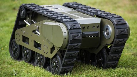 Photo of New Unmanned Ground Vehicle | BAE Systems | International