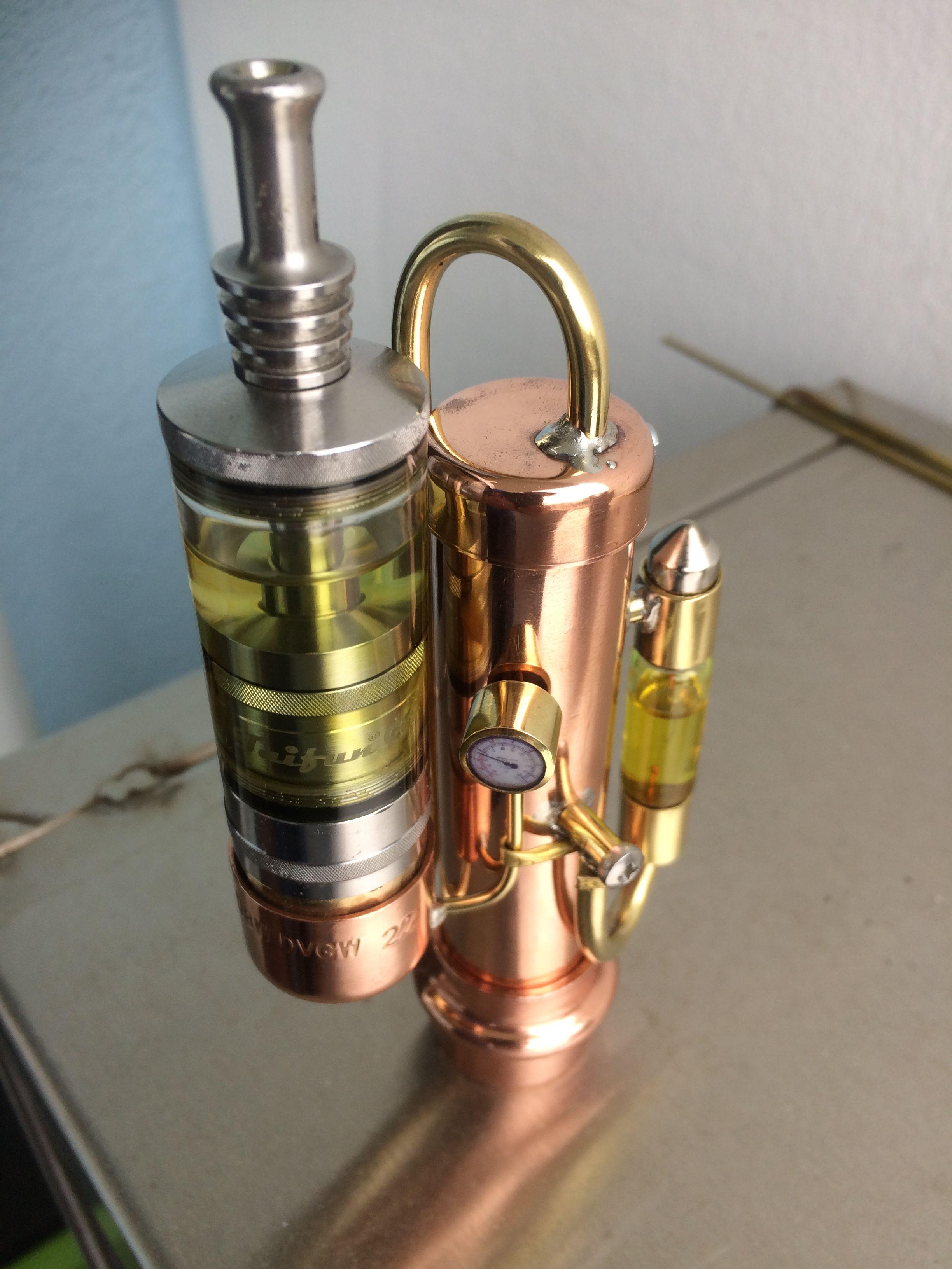 Pin by dena bledsoeprince on steampunk vape diy vape
