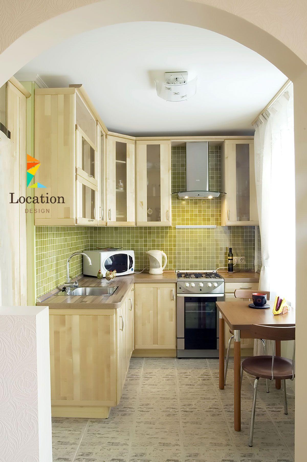 مطابخ 2016 أحدث 20 تصميم لمطابخ مودرن للمساحات الصغيرة والصغيرة جدا لوكشين ديزين نت Kitchen Design Small Small Space Kitchen Kitchen Design Small Space