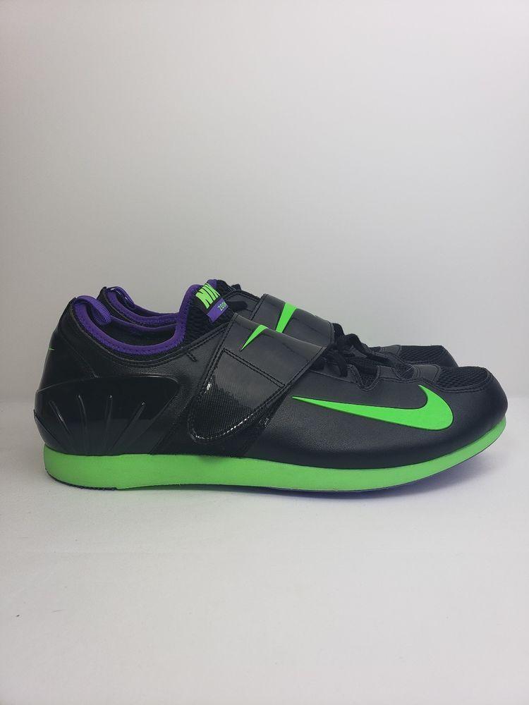 6c65759944d3 Nike Zoom PV II Pole Vault Spikes Shoes Men Sz 14 Black Purple 317404-035  New  fashion  clothing  shoes  accessories  mensshoes  athleticshoes (ebay  link)
