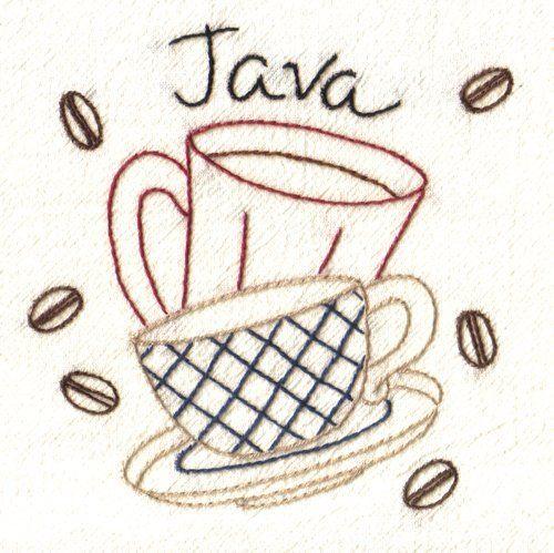 Aunt Martha's #3997 Java Break