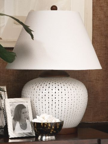 Pierced porcelain table lamp lauren home table lamps jb pierced porcelain table lamp lauren home table lamps aloadofball Images