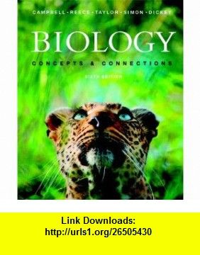 Biology concepts connections with masteringbiology 6th edition biology concepts connections with masteringbiology 6th edition 9780321742315 neil a campbell jane b reece martha r taylor eric j simon fandeluxe Choice Image
