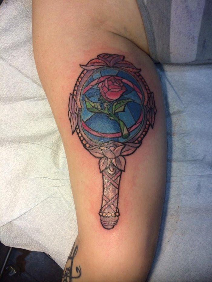 1001 Ideen Und Inspirierende Bilder Zum Thema Rosen Tattoo
