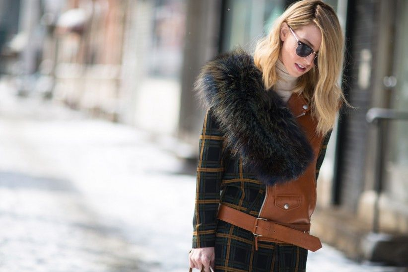 New York Fashion Week Street Style - February 17 2015 - RTW Fall Winter 2015