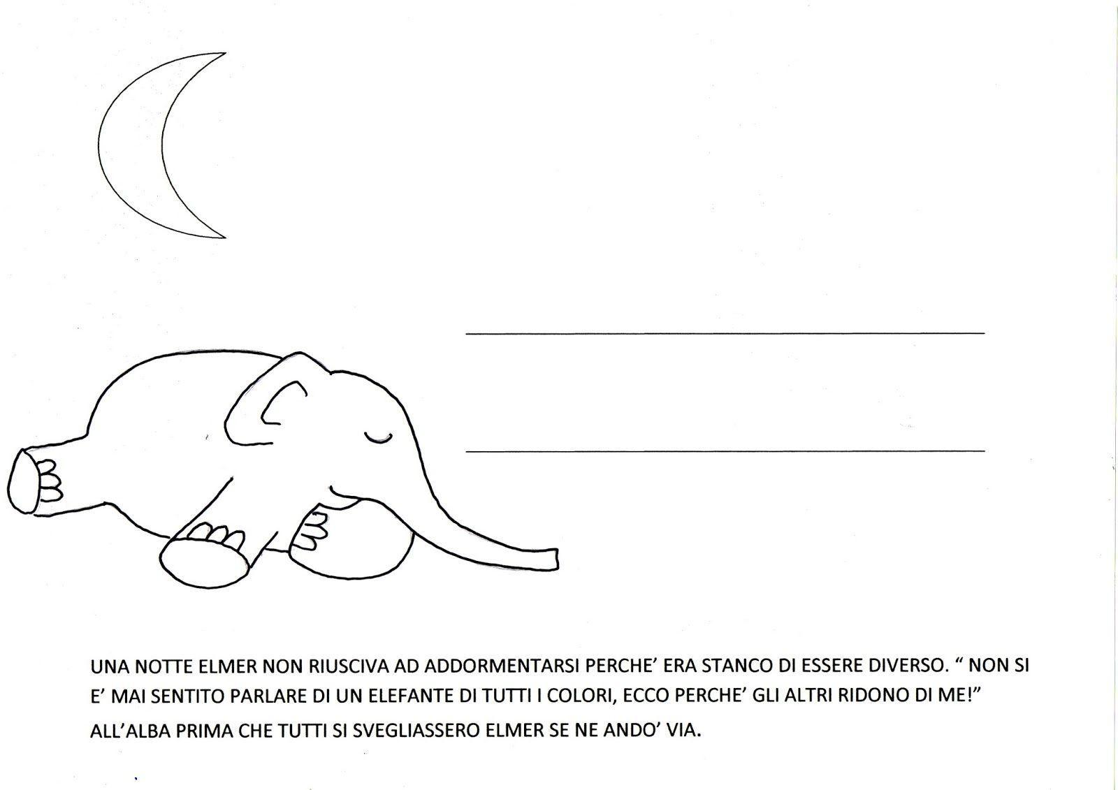 Pin Di Annarita Urio Su Elmer L Elefante
