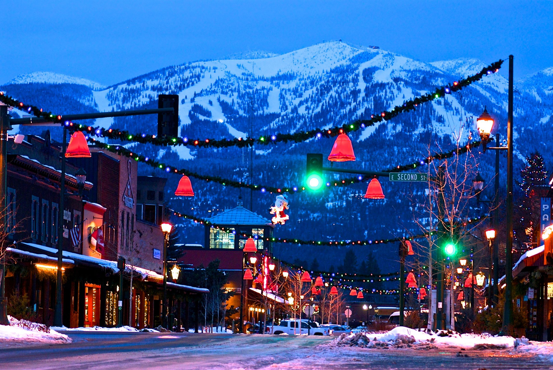 Christmas In Whitefish Montana Mary S Photographs
