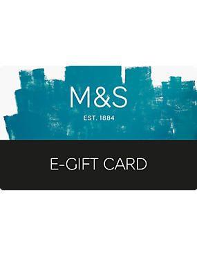 Colour Block E Gift Card