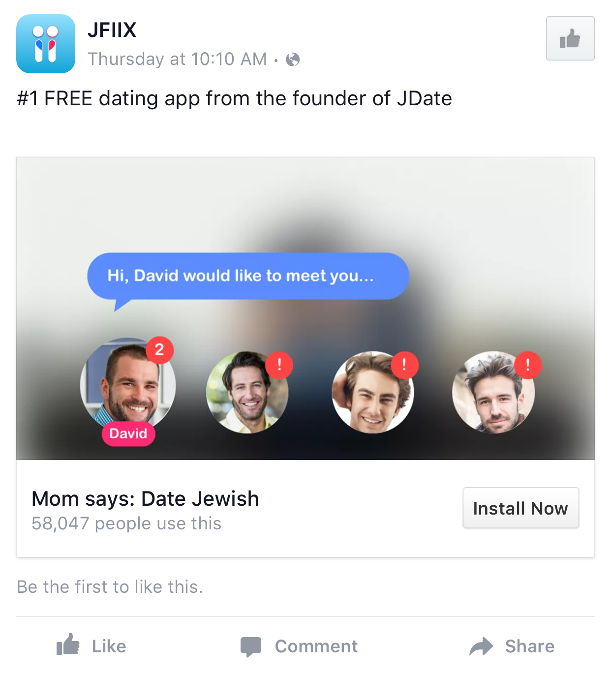 Jfiix dating apps