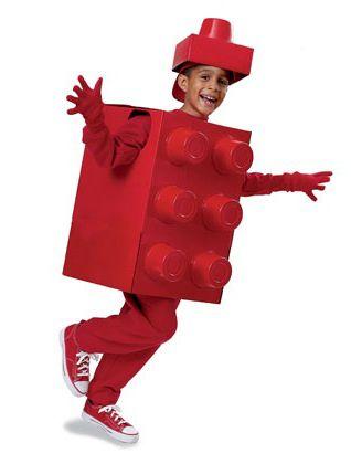 Déguisement Lego / Homemade Lego Halloween costumes