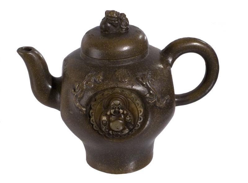 Yixing Teapot Yixing Teapot Art of Tea 13oz