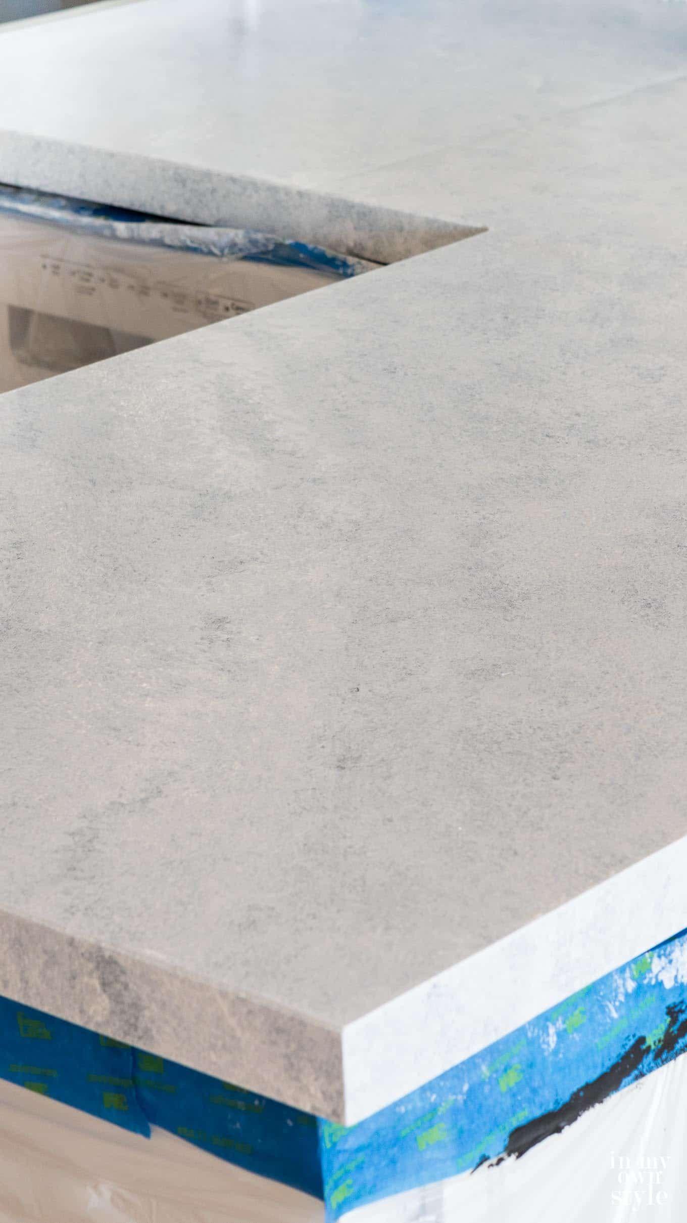 Giani White Diamond Countertop Paint Review Painting Kitchen