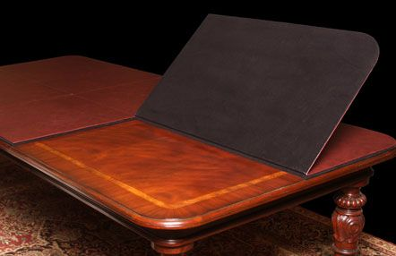 Original Factory Direct Table Pads Customize Your Table Pad - Sentry table pads