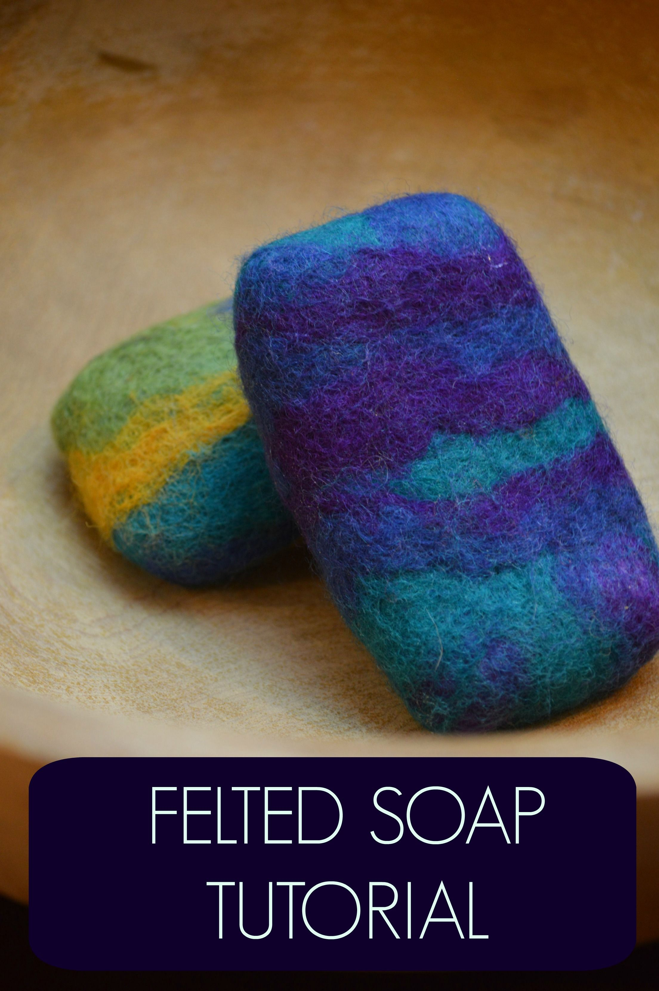 Felted soap tutorial cozy soap top blogs pinterest viral felted soap tutorial cozy soap baditri Images