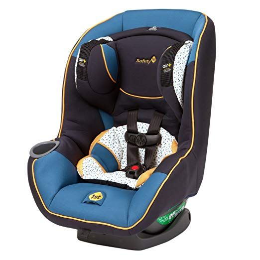 Safety 1st Advance SE 65 Air Convertible Car Seat Twist Of Citrus Review