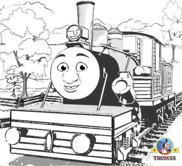 Thomas And Friends Misty Island Rescue Coloring Pages For Kids Train Coloring Pages Coloring Pages Cars Coloring Pages