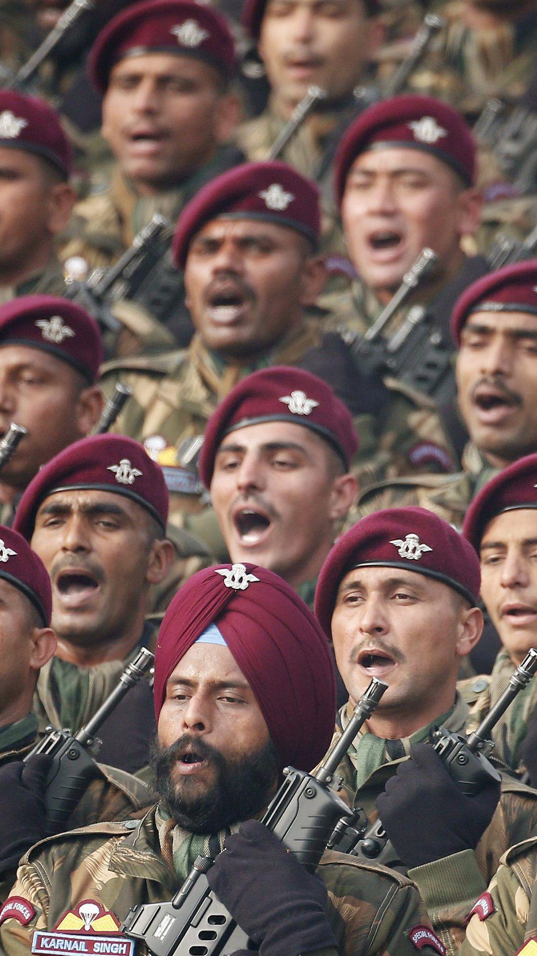 Para Special Forces (Para Commando) Indian Army