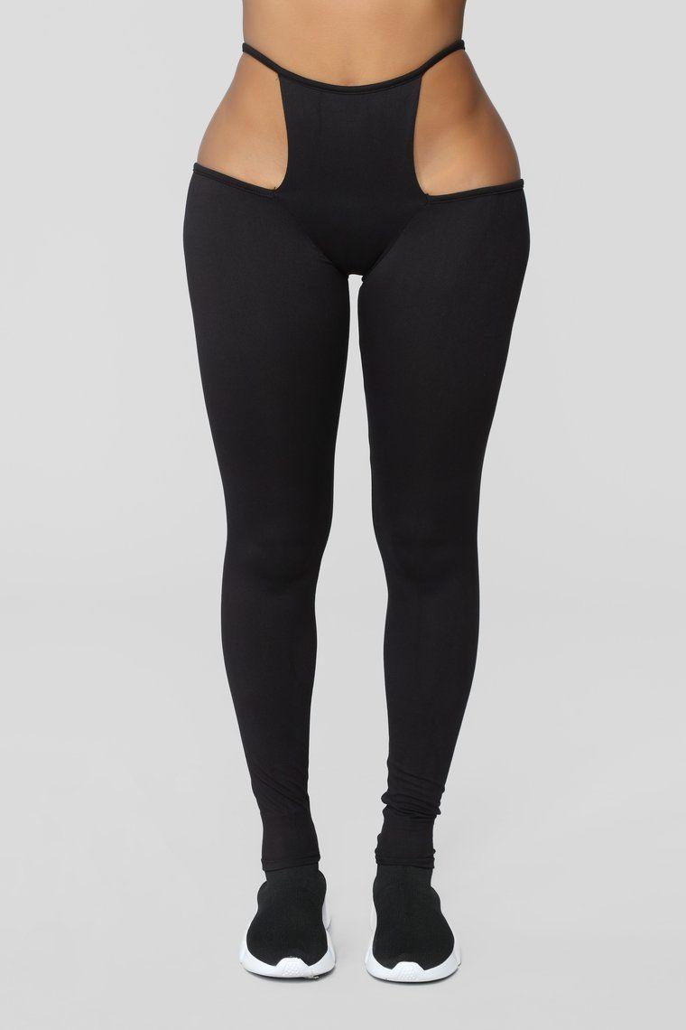 9022b1afc Show Em Off Leggings - Black in 2019 | Karen outfit | Black leggings ...