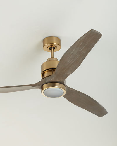 Sonet Satin Brass Ceiling Fan In 2020 Brass Ceiling Fan Ceiling Fan
