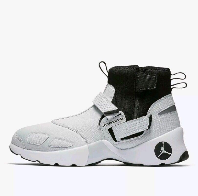 5764b4c79afd32 Jordan Trunner LX High Pure Platinum Shoes NEW AA1347-002 Men s 10 12   Jordan