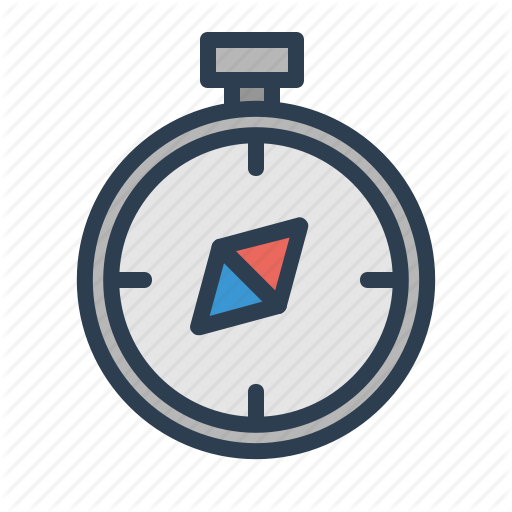 Compass Destination Navigate Position Icon Download On Iconfinder Navigation Map Location Map