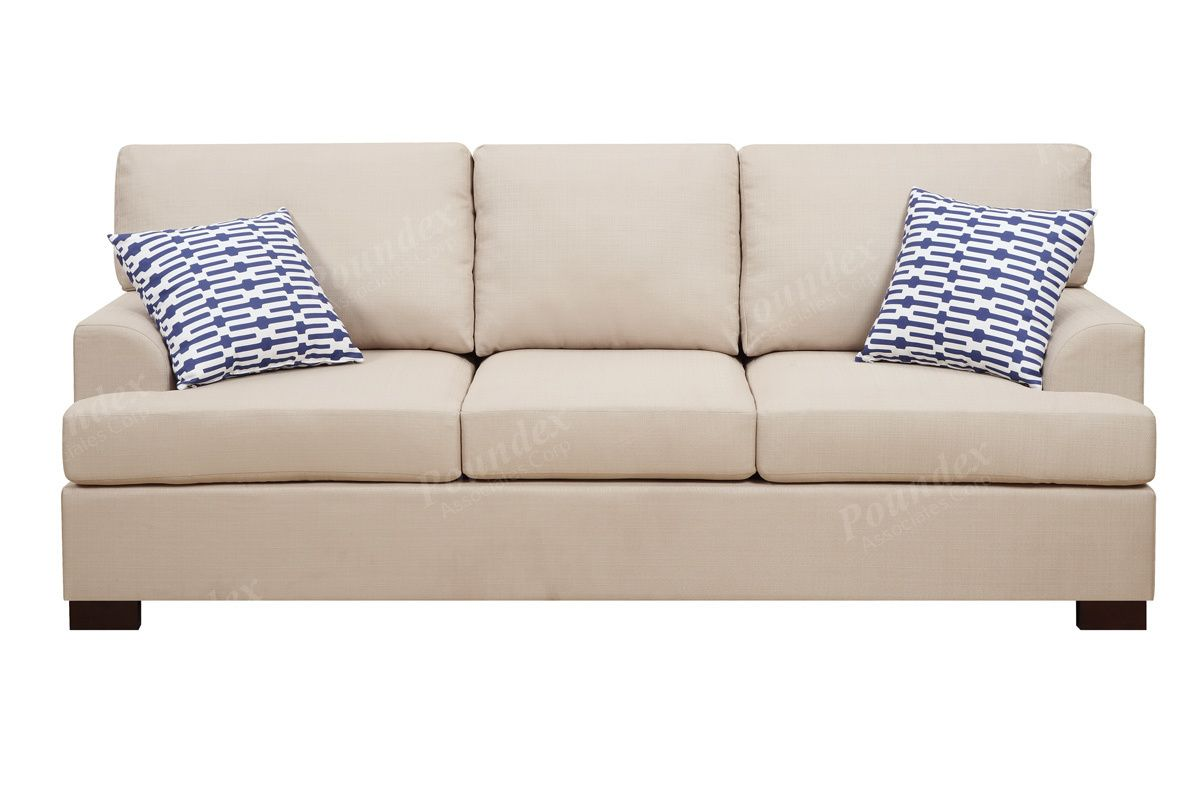 Build Your Own Sectional Or Sofa W Striped Accents 2 Colors
