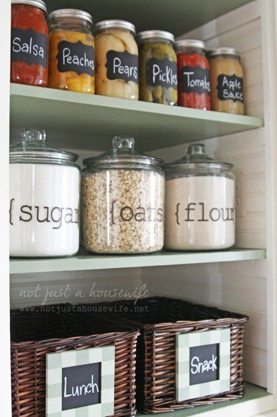 Great 15 Beautifully Organized Kitchen Cabinets (And Tips We Learned From Each)  Organization Inspiration From