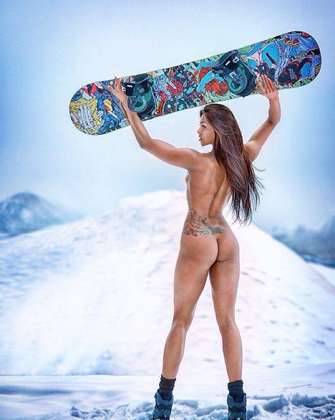 Dinwiddie slutty snowboarders naked