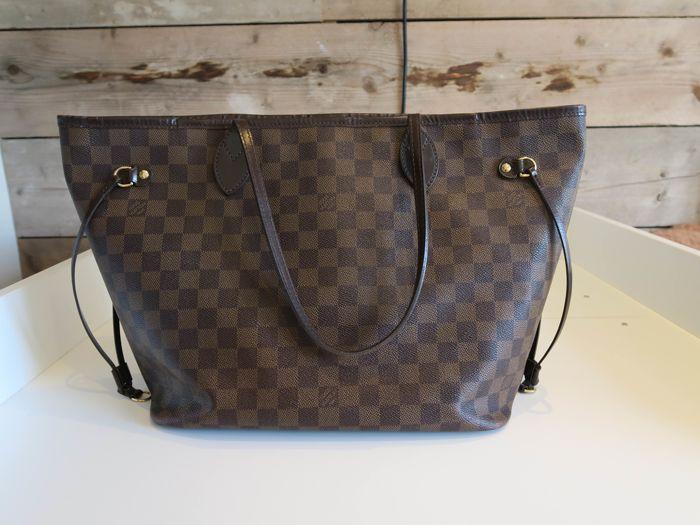 0a394606086f Plateforme de ventes aux enchères en ligne Catawiki   Louis Vuitton - Neverfull  MM Shopper bag
