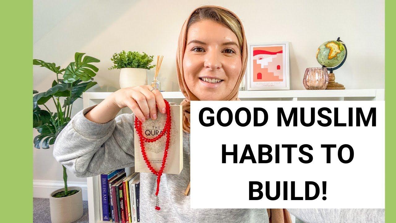 5 Easy Habits For Revert Muslims To Start! Especially New Muslims! | 🇬🇧 Ellie Quinn The Wandering Quinn 🧕