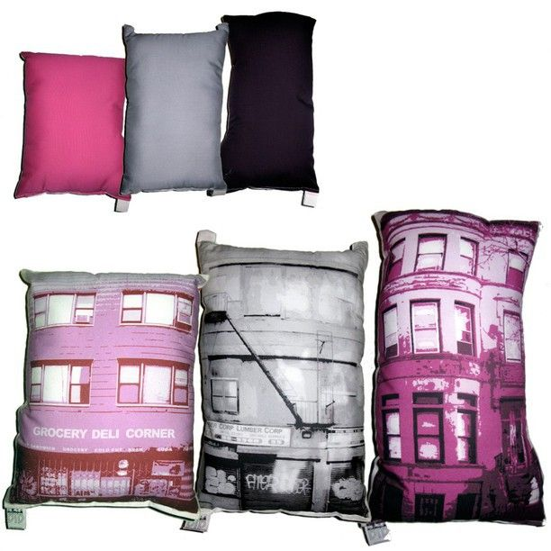 Fancy - Build Your Block Pillows