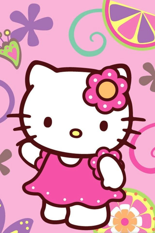 Hello kitty wallpaper hd hd wallpapers pinterest hello kitty hello kitty wallpaper hd voltagebd Images