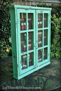 ESSENTIAL OIL STORAGE Shelving Nail Polish Cabinet or Display Box