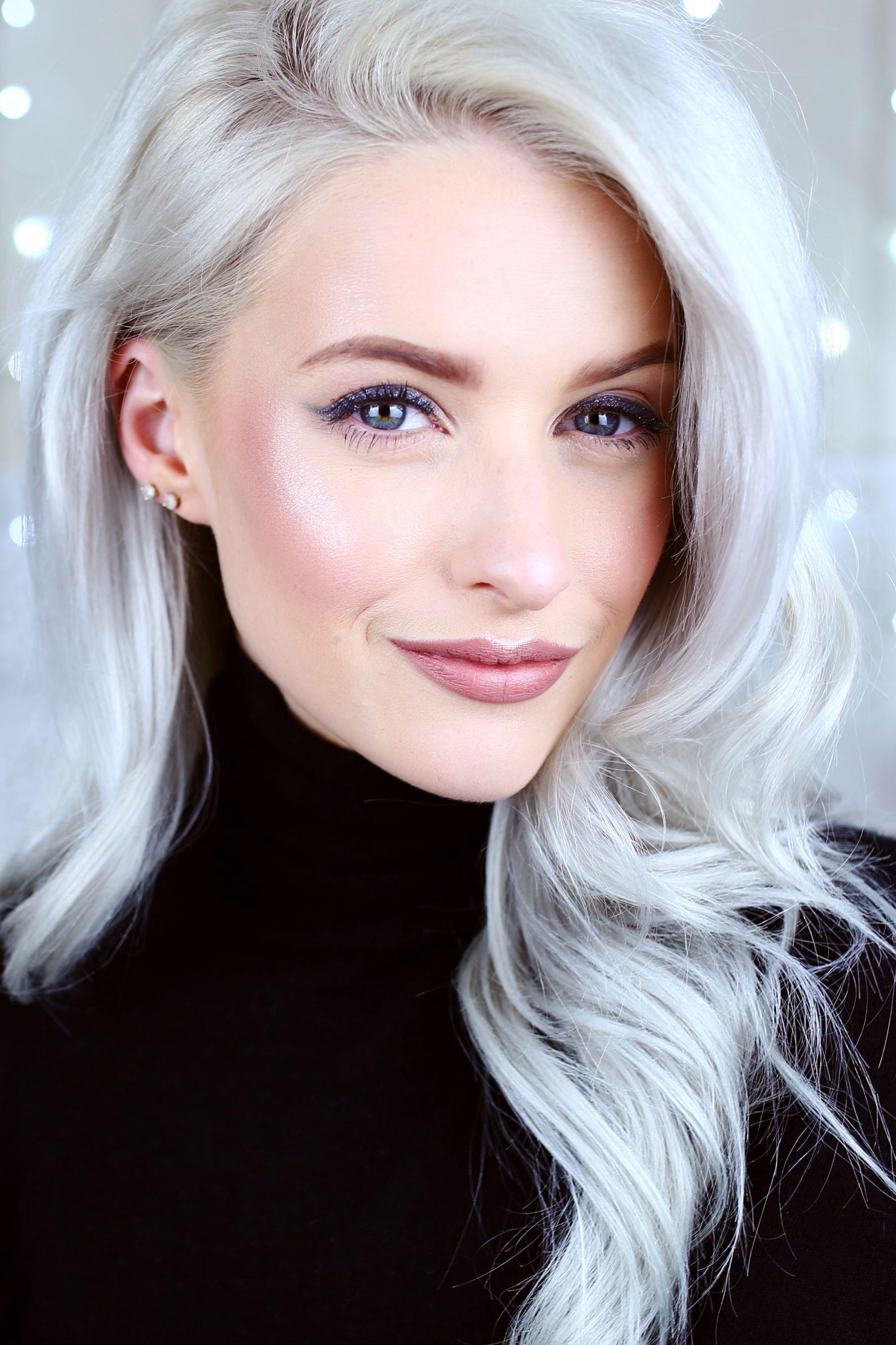 Estee Lauder x Victoria Beckham Inthefrow in 2020 Hair