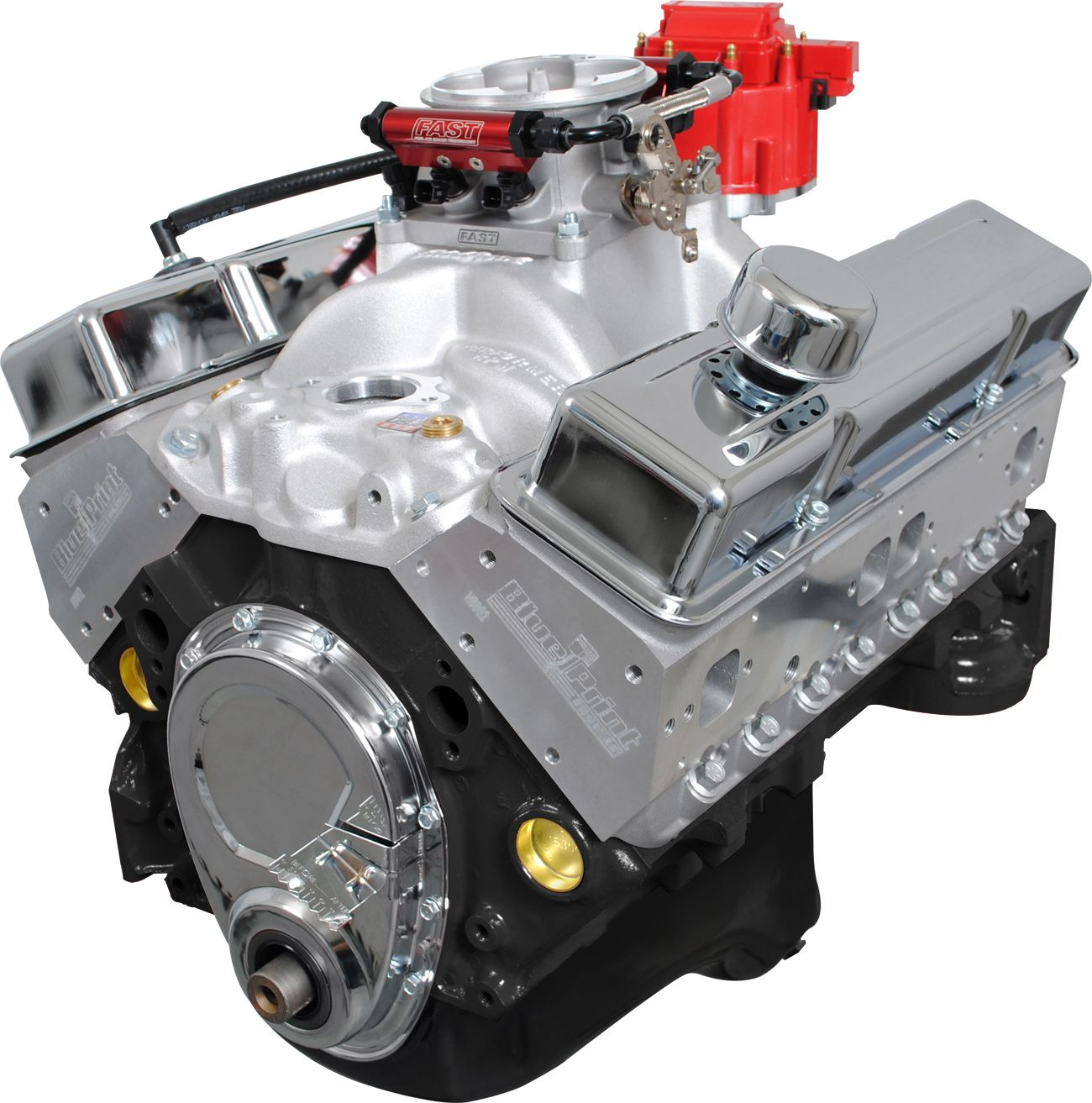 Blueprint engines bp3961ctf crate engine this 396 stroker comes off blueprint engines bp3961ctf crate engine this 396 stroker comes off the dyno with 485 hp malvernweather Choice Image