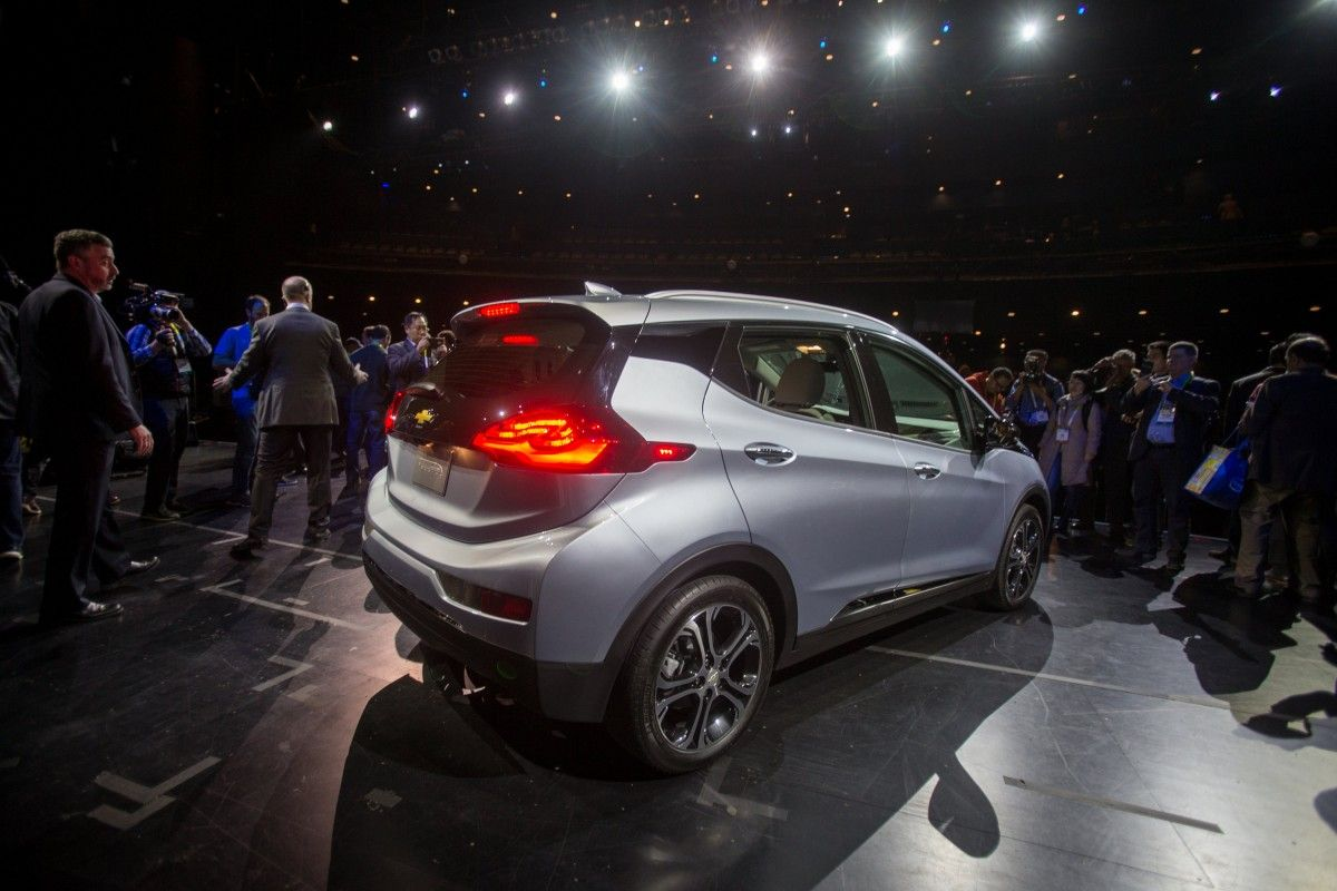 Chevrolet Bolt May Win the Race Before Tesla Model 3 Gets ...