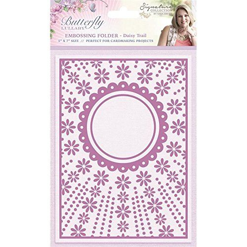 BUTTERFLY LULLABY SARA SIGNATURE COLLECTION Crafters Companion Cardmaking