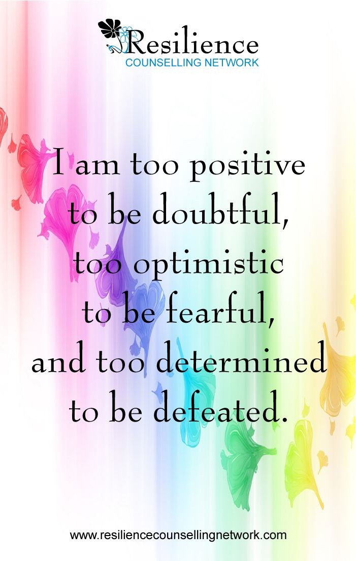 Positive Quote Delectable Survivor Quotepositive Quotei Am Too Positive The Mind