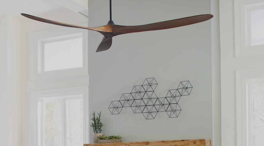 ceiling fan sizes  ceiling fan size guide at lumens