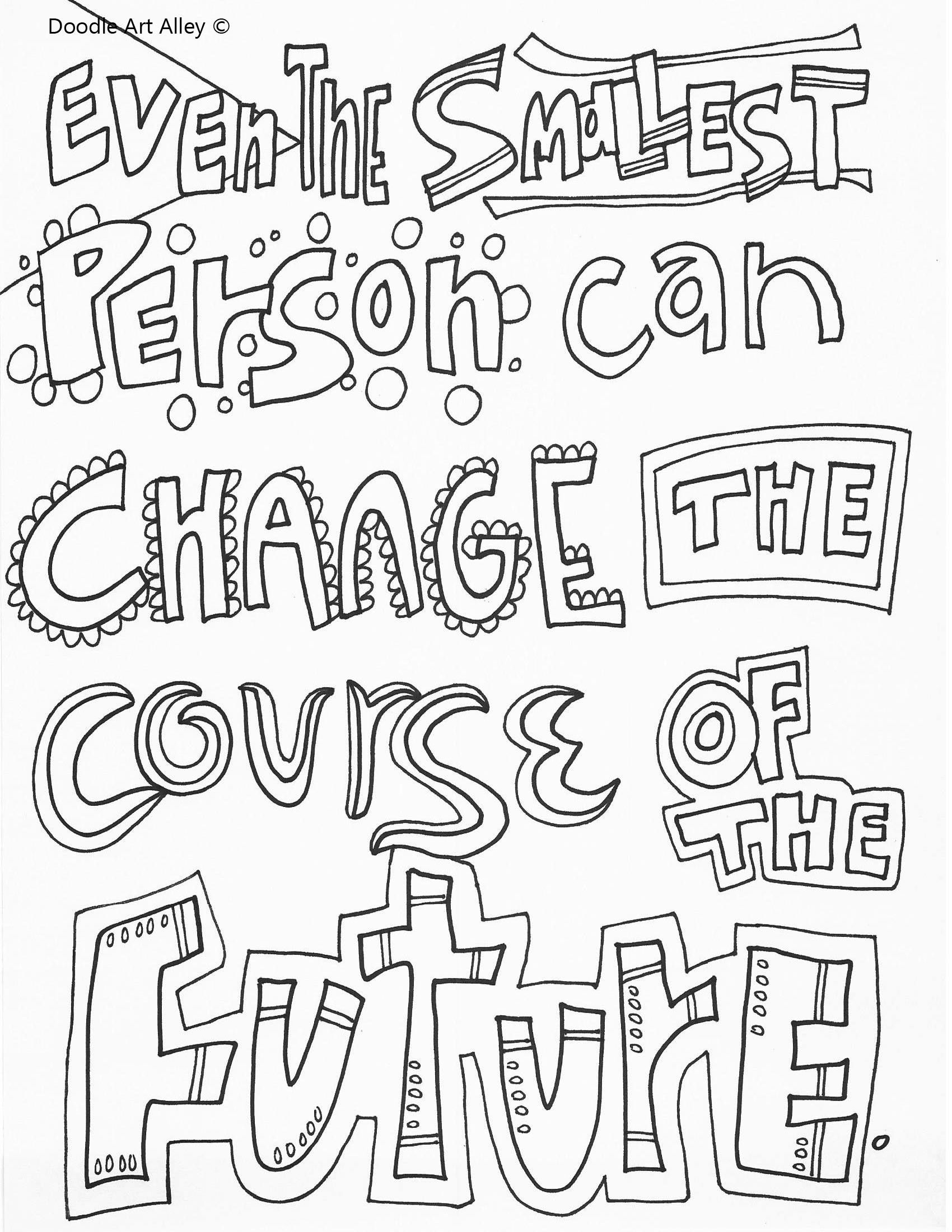 Jrr Tolkien Quote Coloring Pages Coloring Book Pages Coloring Pages